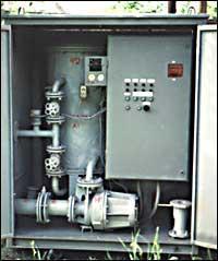УВМ-4 установки обработки трансформаторного масла