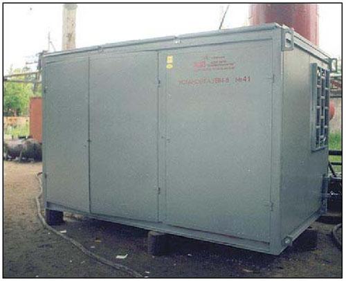 УВМ-5 установки для обработки трансформаторного масла