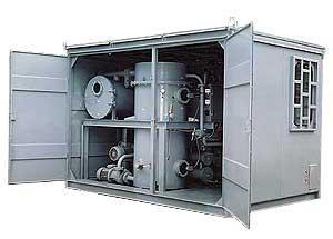 УВМ-5М установки обработки трансформаторного масла