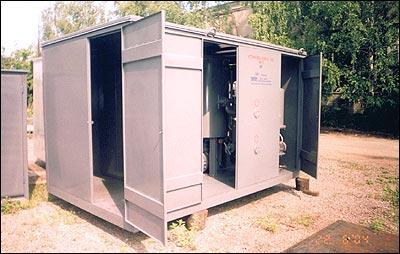 УВМ10-10В установки для обработки трансформаторного масла