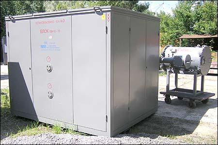 УВМ10-10Л установки для обработки трансформаторных масел
