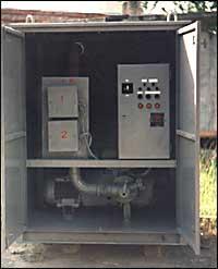 ФСМВ-110 установки для осушки и очистки от механических примесей трансформаторных масел