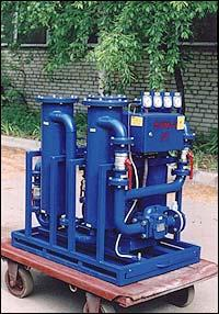 ФУМ-П исп. 1 установки фильтрации и очистки