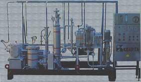 Установка УПЭ для производства эмульсий битумных дорожных