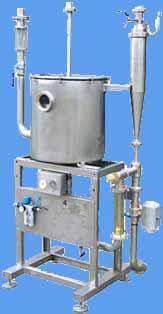 Установка УПВ-С для приготовления водных смесей