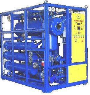 Установка вакуум-дегазационная для трансформаторных масел УВМ 3000