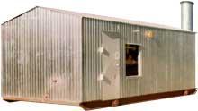 ТКМ-0.5, ТКМ-1 котельные блочные транспортабельные