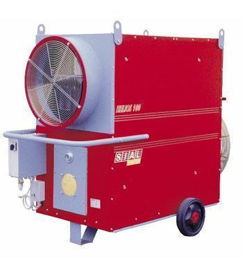 Helios 140 генератор горячего воздуха