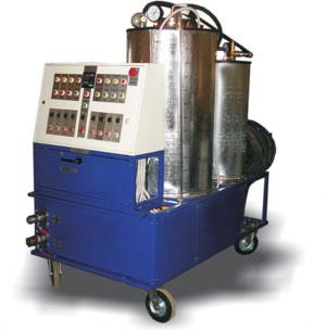 ОТМ-3000 Мобильные установки используемые для очистки турбинных, индстриальных, гидравлических масел
