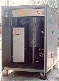 УВМ-10-0,1 малогабаритные установка для обработки трансформаторного масла (турбинного, индустриально