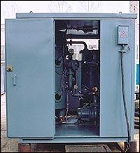 УВМ-12Б1 установки для обработки трансформаторного масла (турбинного, индустриального)