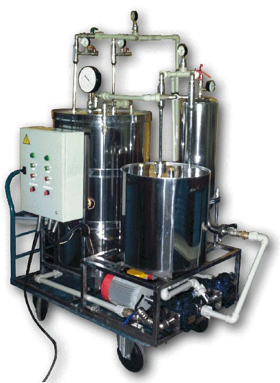 СУОК-ТМ (СУОМ) - установка регенерации трансформаторных масел