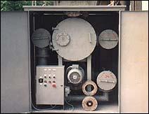 ИНЕЙ-4М установки подсушки твёрдой изоляции силовых трансформаторов