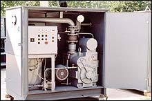 ИНЕЙ-5М установки подсушки твёрдой изоляции силовых трансформаторов