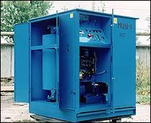 МЦУ-4 маслоочистительные установки-нагреватели