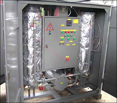 МЦУ-7 маслоочистительные установки-нагреватели
