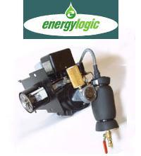 Горелка на отработанном масле фирмы EnergyLogic (USA)