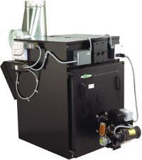 Котлы водогрейные на отработанных маслах EnergyLogic (США)