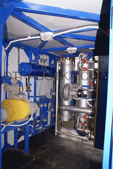 Комплексная ремонтная система для регенерации трансформаторных масел, осушки воздуха и твёрдой изоляции...